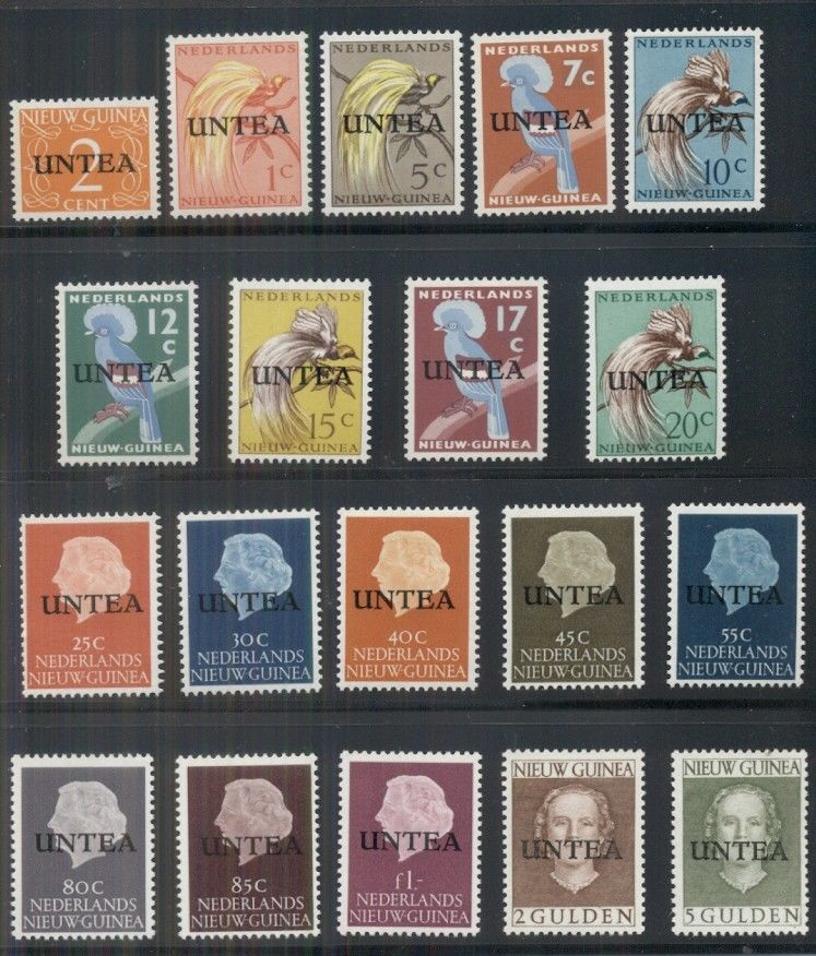 POSTAGE STAMPS MINT CONDITION SET OF 5 U.S UNITED NATIONS