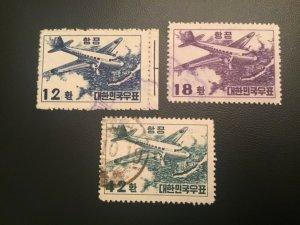 ICOLLECTZONE Korea C9-11 VF Used