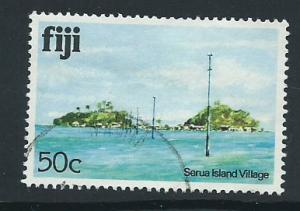 Fiji   QEII SG 593A VFU