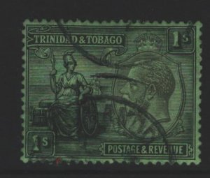 Trinidad and Tobago Sc#33 Used