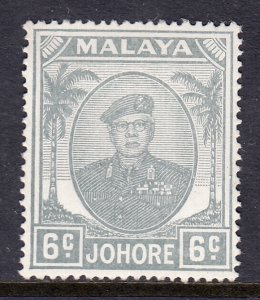 Malaya (Johore) - Scott #135 - MH - SCV $1.25