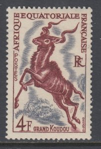 French Equatorial Africa 198 MNH VF