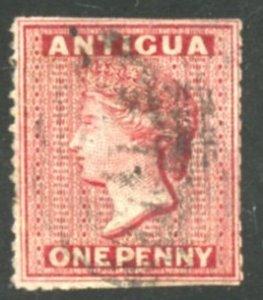 Antigua Scott 8 - UG Hinged - SCV $11.50
