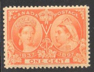 Canada Mint #51 XF NH Jubilee