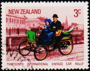 New Zealand. 1972 3c S.G.972 Fine Used