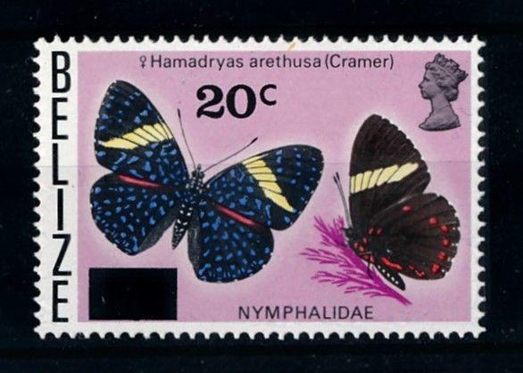 [71167] Belize 1976 Insect Butterfly with OVP  MNH
