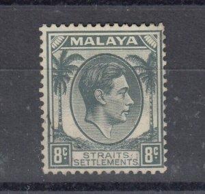 Malaya Straits Settlements KGVI 1937 8c SG183 J6767