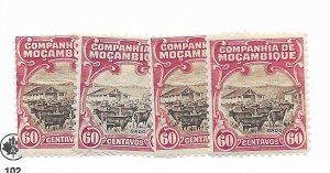 Mozambique Company #139 MH - Stamp PICK ONE