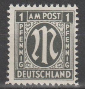 Germany #3N1 MNH F-VF (ST1919)