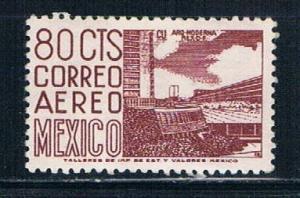 Mexico C220F MNH Modern Stadium (M0129)+