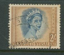 Rhodesia & Nyasaland  SG 11 VFU