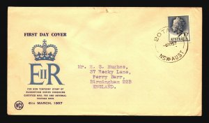 Australia - 3 1950s First Day Covers / Cacheted (IV) - Z16075