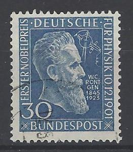 Germany Bund Scott # 686, used