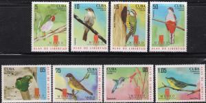 Cuba 4825-32 - Mint-NH - Birds (Cpl) (2008) (cv $8.50)