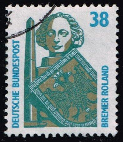 Germany #1520 Bremen Roland; Used (0.45)