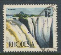 Rhodesia   SG 444  SC# 284  Used  defintive 1970  see details