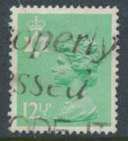 Great Britain Northern Ireland SG NI36 SC# NIMH19  Machin 12½p Used  see scan