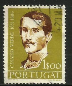 Portugal 1957 Scott# 828 Used