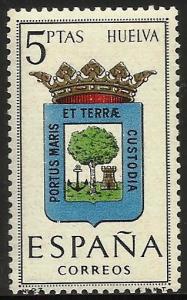 Spain 1963 Scott# 1067 MNH