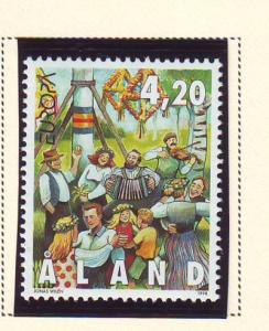 Aland Sc  144 1998 Europa stamp mint NH