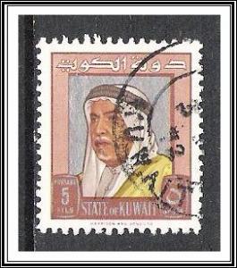 Kuwait #228 Sheik Abdullah Used