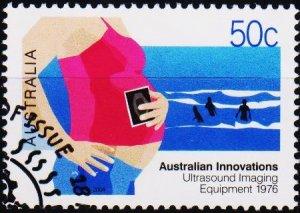 Australia. 2004 50c S.G.2382 Fine Used