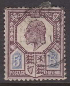 Great Britain Sc#134 Used
