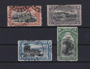 BELGIAN CONGO1920 AIR USED STAMPS    REF 6373