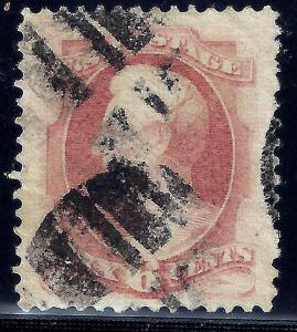 U.S. 186 Used XF JUMBO W-I-D-E (0327)