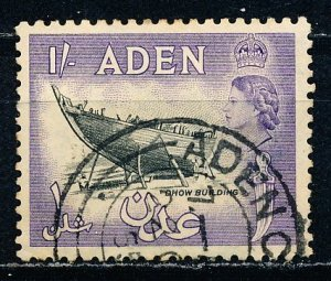 Aden #55 Single Used