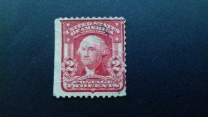 United States 1903 George Washington, 1732-1799 Used