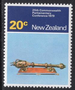 NEW ZEALAND SCOTT 699