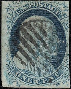 U.S. 9 Used FVF 96R1L (81518)