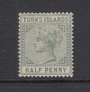 Turks Islands, Scott 51 (SG 70), MLH