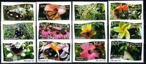 Tonga Niuafo'ou #301-12 MNH CV $53.30 (X1470)