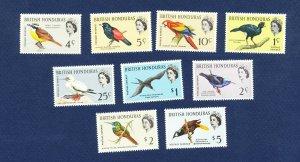 BRITISH HONDURAS - # 167 // 178 -  FVF MNH see note -- 1692