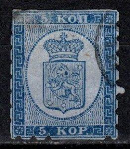 Finland #4  Used CV $200.00  (X435)