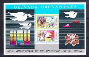 Grenada Grenadines 28 MNH UPU (A)