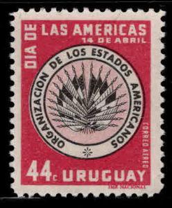 Uruguay Scott C178 MH*  Airmail stamp
