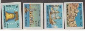 Bangladesh Scott #114a Stamps - Mint NH Set