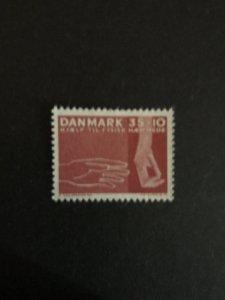 Denmark 1963 #B30 MNH CV $1.10