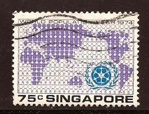 Singapore  #  217  used