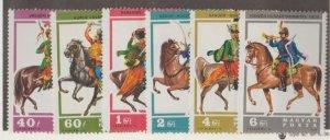 Hungary Scott #2515-2520 Stamps - Mint NH Set