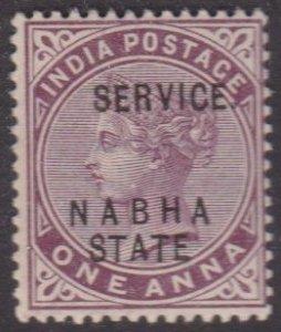India: Nabha #O7b MH