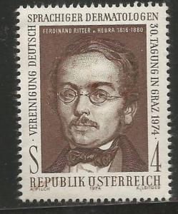 AUSTRIA, 1000, MNH, FERDINAND RITTER