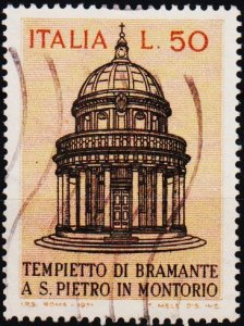 Italy. 1971 50L  S.G.1280 Fine Used