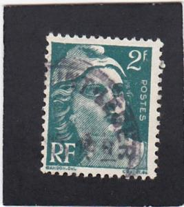 France  #  536  used