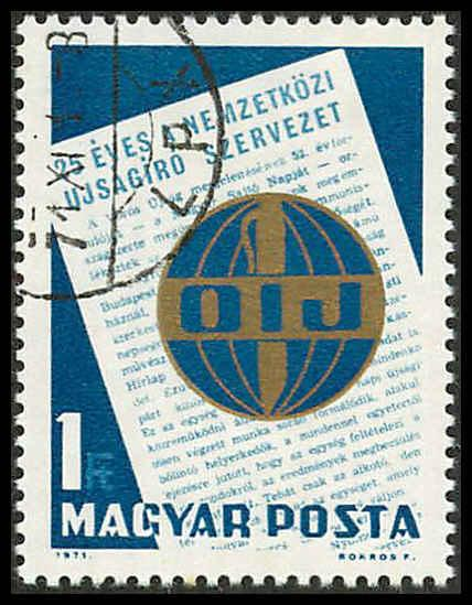 Hungary 2088 Used VF