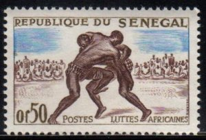 Senegal Scott No. 202