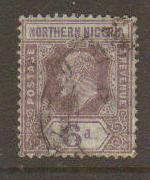 Northern Nigeria #24 Used